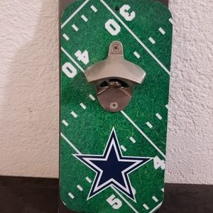 Dallas Cowboys Bottle Opener